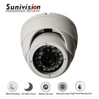1/2'' MCCD color 700tvl fiber optic surveillance camera