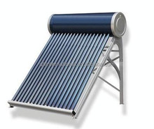 High quality home and comercial water solar heater solar system vacuum tube