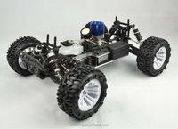 1:10 RC nitro car,4WD nitro two speed rc truck,10th scale Nitro car