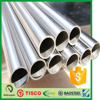 Steel manufacturer stainless steel round tubes grade 304 price schedule 40 pipe