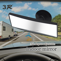 Safe driving car back view interior mirror, car inspection mirror