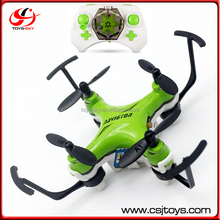 China toys export 2.4G 2.4CM Propeller RC Mini Dron Toys with drone frame for Kids