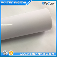 Quality 260gsm Resin Coated Eco Solvent High Glossy Photo Paper, RC Glossy Photo Roll Paper