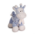 wholesale china cute stuffed blue giraffe plush toy