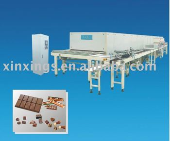 275ED Chocolate making machine/ Multi-function chocolate auto-molding line
