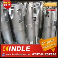 Kindle New customized galvanized sheet metal parts fabrication in Guangdong ISO9001:2008