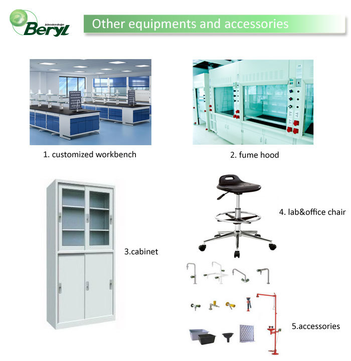 Air clean equipments, exhaust ductless/lab duct fume hood