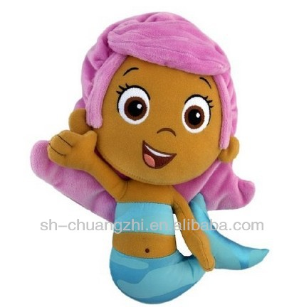 Nickelodeon Plush Bubble Guppies Molly
