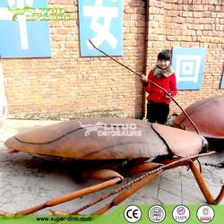 Artificial Animatronics Giant Insect Model