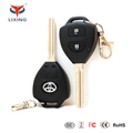 One way car alarm system security with Side door and Trunk