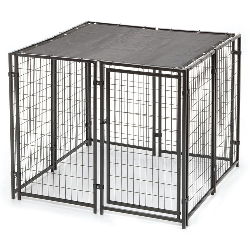 Huilong factory galvanized comfortable heavy duty dog crates 26 years welded technology