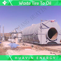 20KG Small Pyrolysis Machine To Deal With Waste Tires From Trucks/Cars/OTR