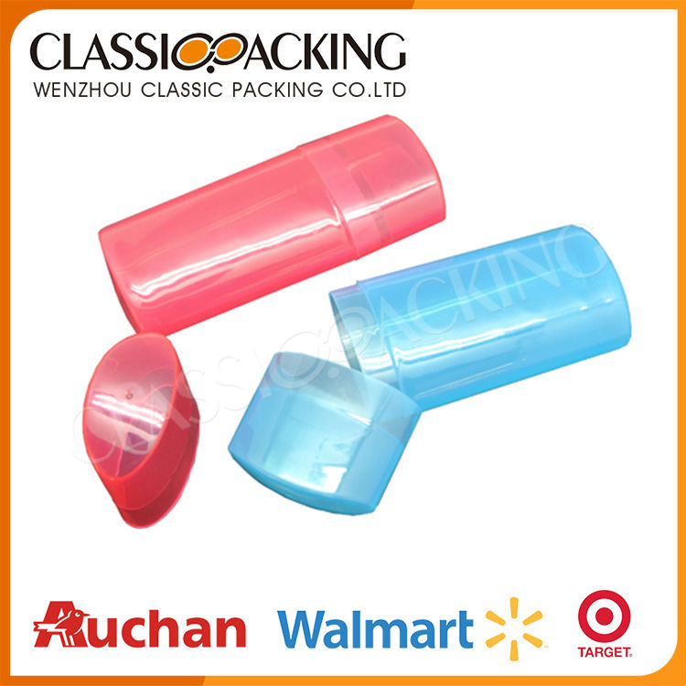 Colored hard plastic eyeglass cases manufacturing