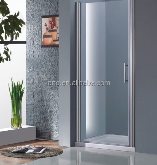 Top quality European Style 6mm Tempered Glass Shower Screens Shower Enclosures K-162A