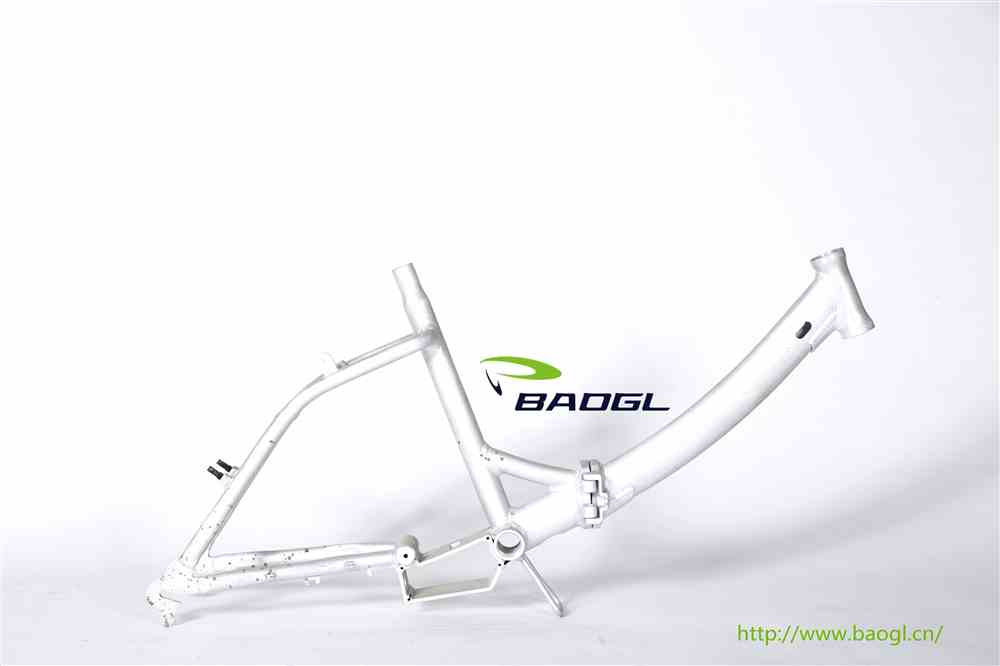 bicycle frame for lightweight bmx bike