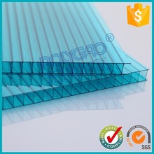 awning plastic polycarbonate sheet,high strength plastic,waterproof color cardboard sheet