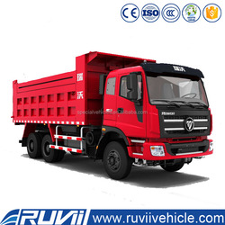 6x4 Heavy Duty Dump Truck Building Vehicle Construction Truck for sale