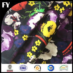 Factory custom design high quality digital printing for cotton furniture fabric