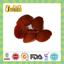 S M L 10g-56g Chicken Flavor Natural ingredients Pet Food Type Pig Ear Funny Shape Chew Toy