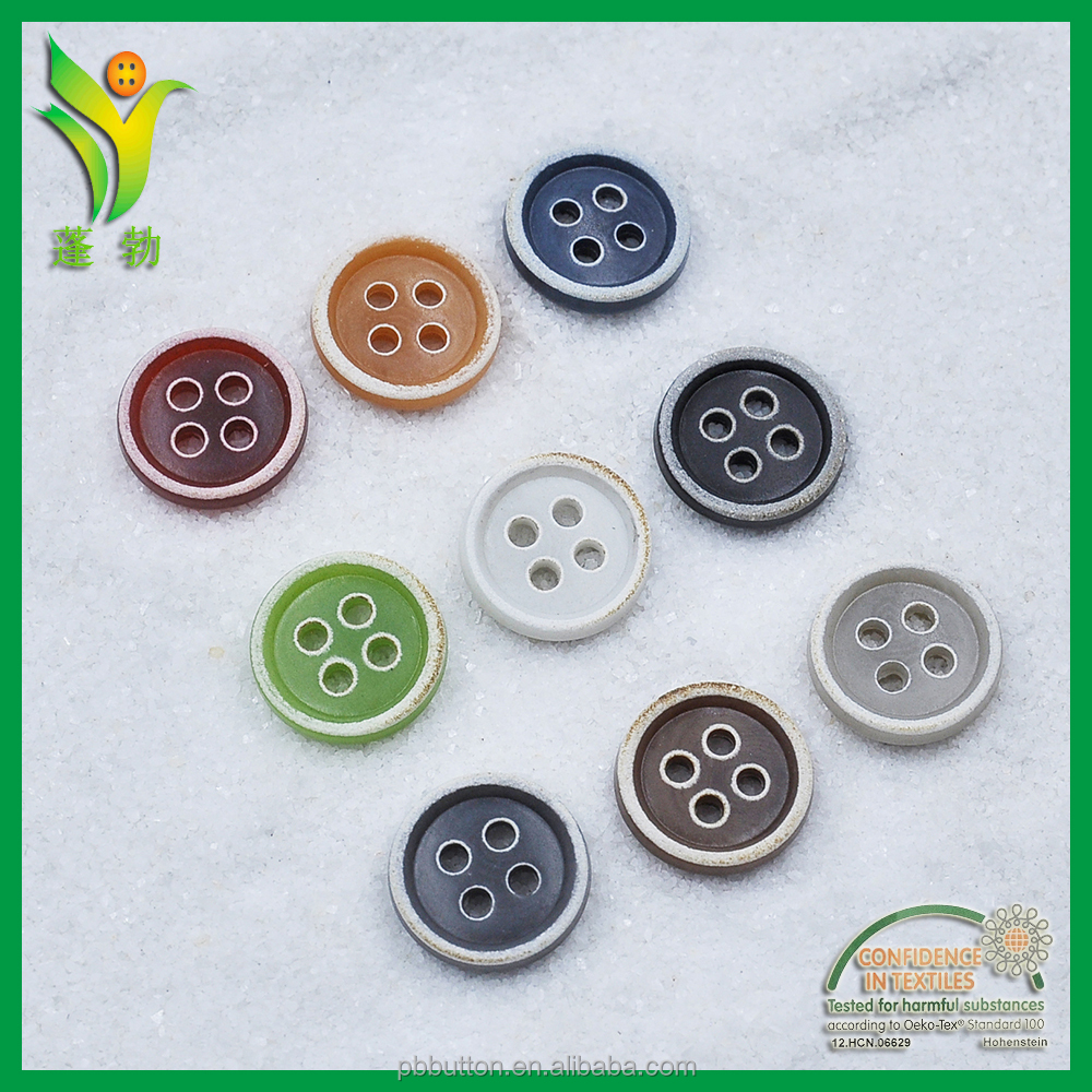 C2568 OEKO-TEX100 urea fancy plastic buttons for children's clothing