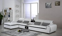 Living Room Sofa & Sectional sofa set with back supports 0411-AL346