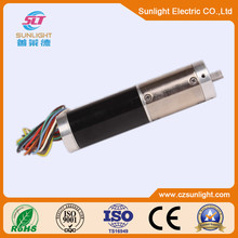 Most popular 24 volt dc gear motor with gear ratio