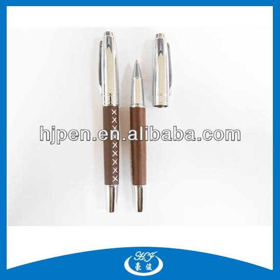 Good Quality Luxury Metal Roller Ink Pen For Business, Derma Roller Pen