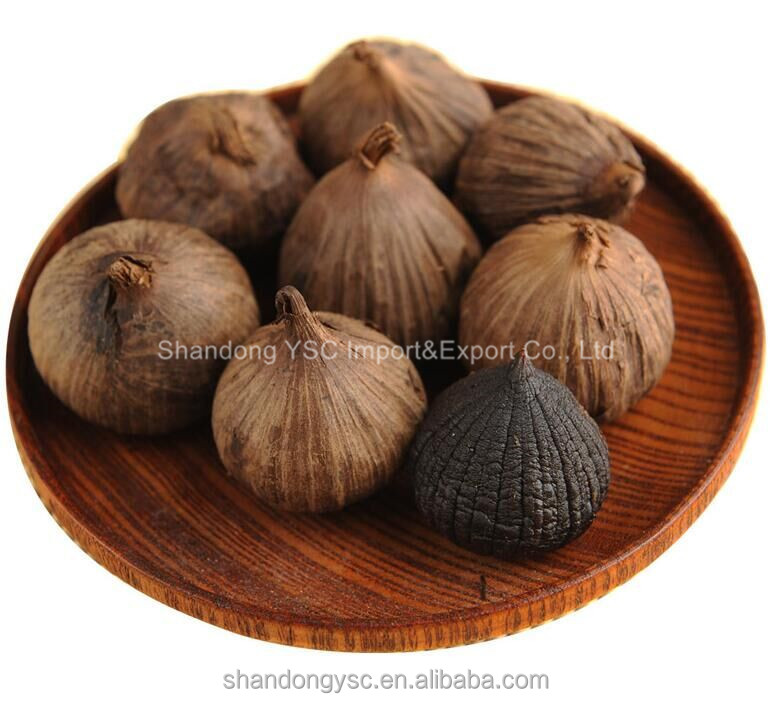 fermented Japanese black garlic imported from China garlic factory