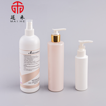 500ml plastic hair oil foam dispenser pump bottle