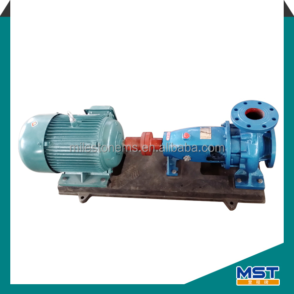 Centrifugal high pressure chilled water pumps