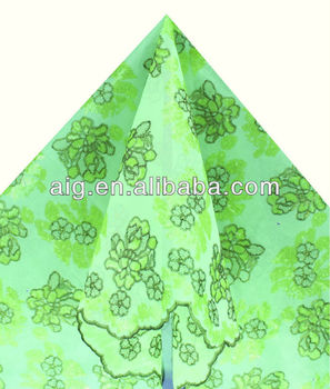 African French Lace,Net Lace Fabric, Handcut Voile Lace