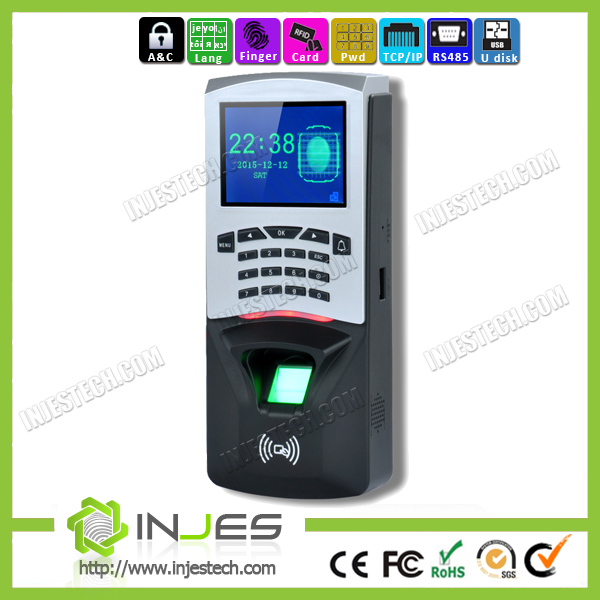 Biometric Safe Keypad RS485 Rfid Door Access Control System Software (MYM7)