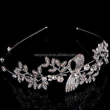 en vrac mode perles diadme argent et couronne pour le mariage de marie cheveux bijoux accessoires - Accessoir Mariage