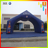 Custom gaint advertising race starting finish sports event arch archway inflatable entrance tunnel