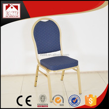 Wholesale comfortable stackable visitor banquet chair parts