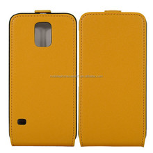 flip leather tpu case for s5
