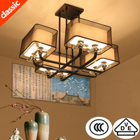 square modern chandelier lamp light and lighting lamp