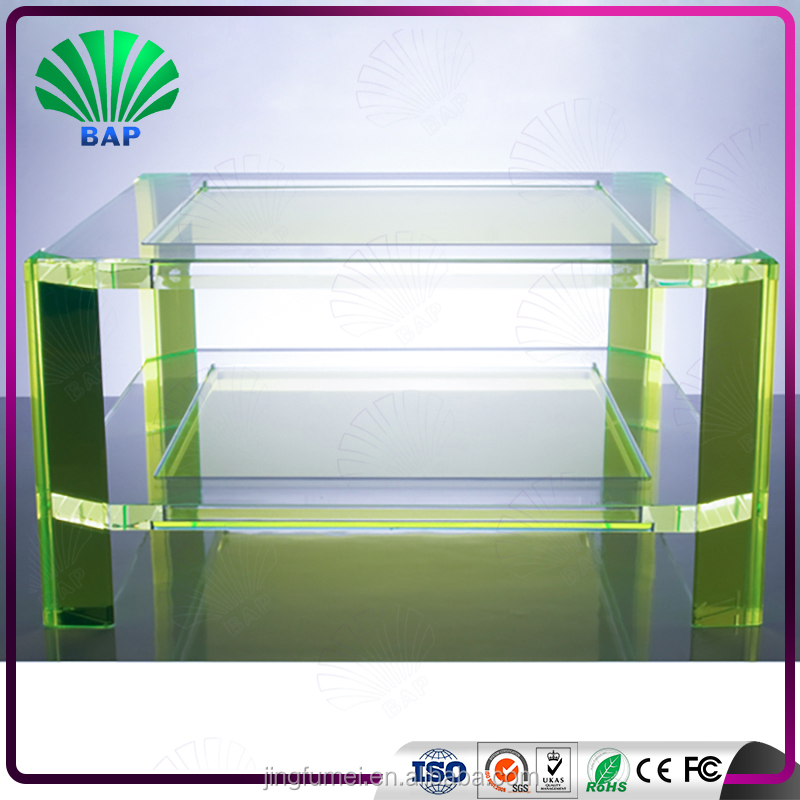 Modern Home Furniture Transparent Acrylic Cocktail Centre Coffee Table