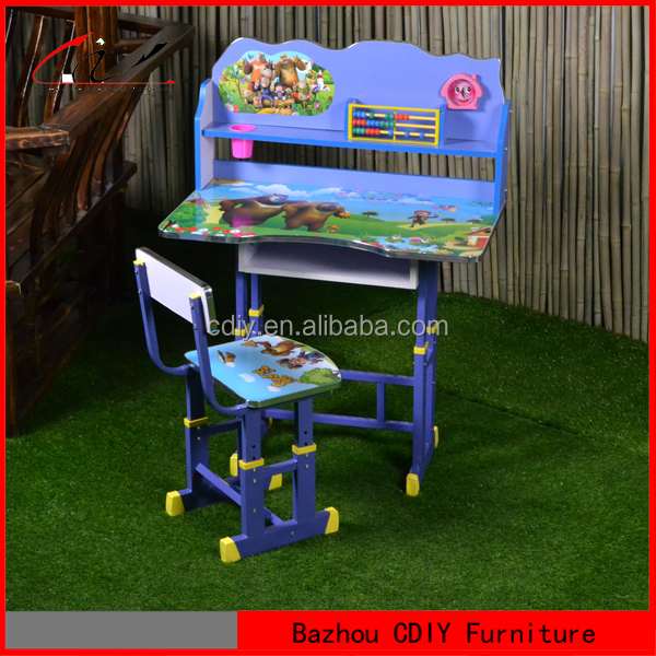 Portable Child Best Study Table and Chair