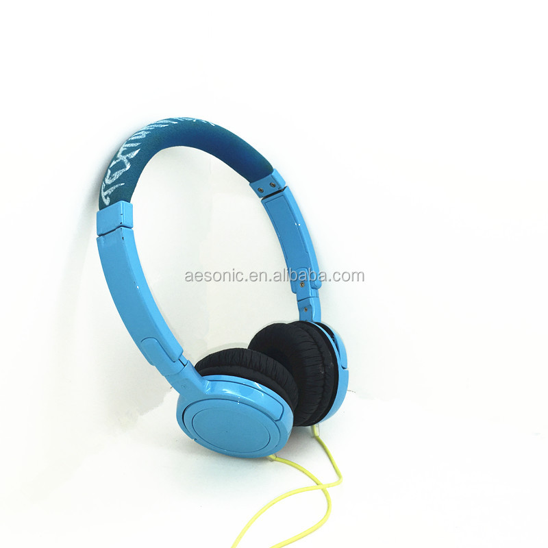 fashion new premium headphone for promotional gift