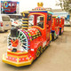 Theme Park Mini used tourist Trackless Train for sale