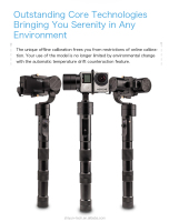 Professional Video Handhled Camera Zhiyun gimbal Stabilizer