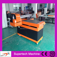 2 Head 600*900MM Professional Digital Nail Printer