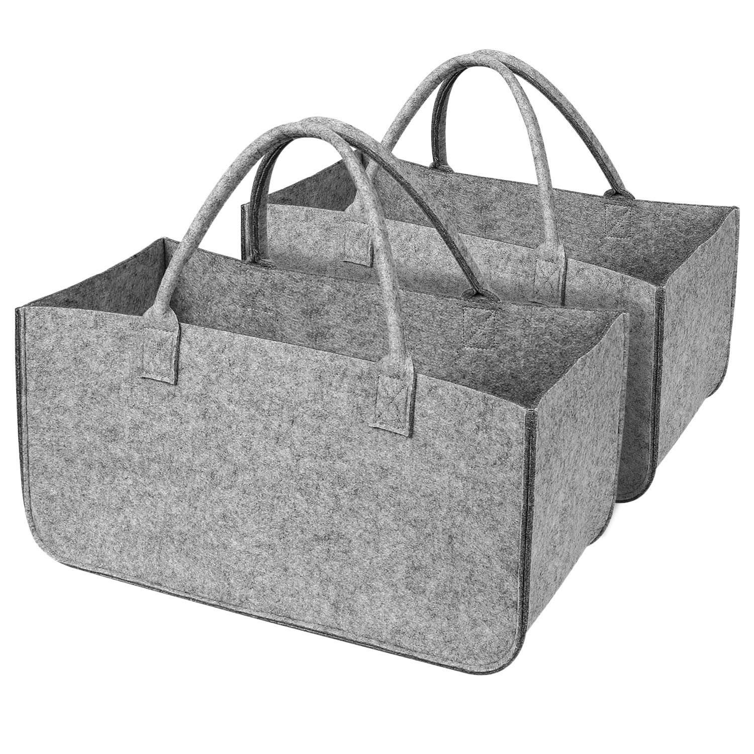 square felt kitchen Firewood basket.jpg