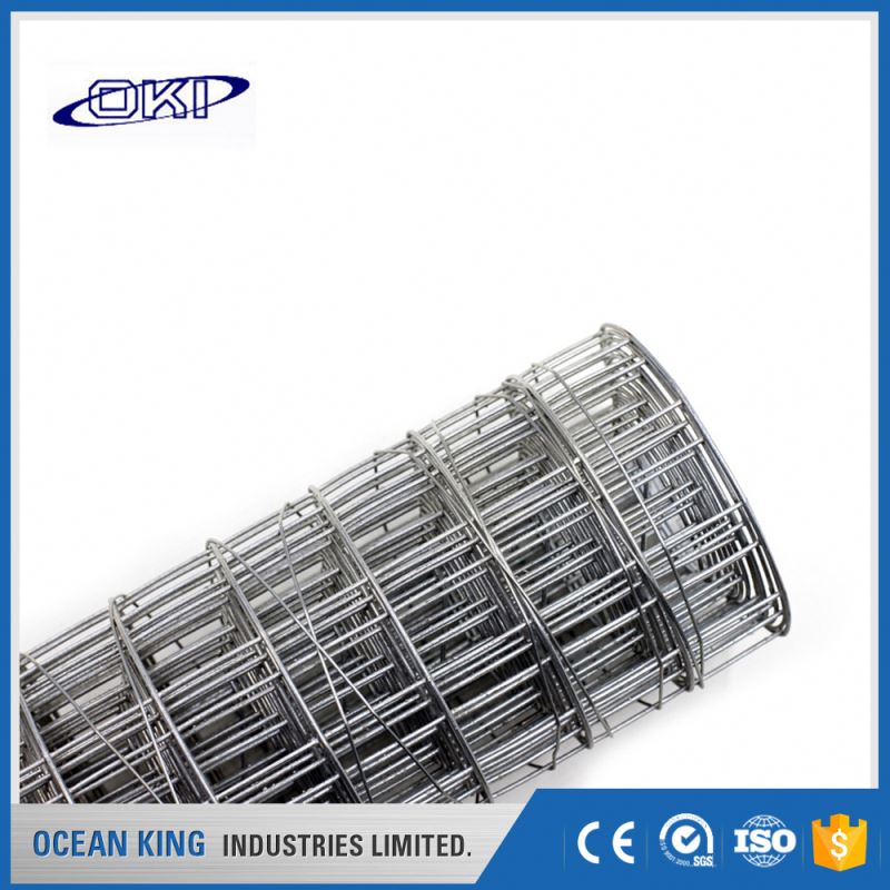 decorative building stainless steel wire reinforced welded wire mesh fence