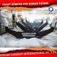 Hot Sell Car Front Bumper For NISSAN PATROL 2013
