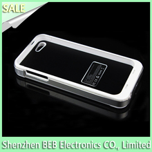 3500mah external backup battery charger case for iphone 5 for iphone 5s