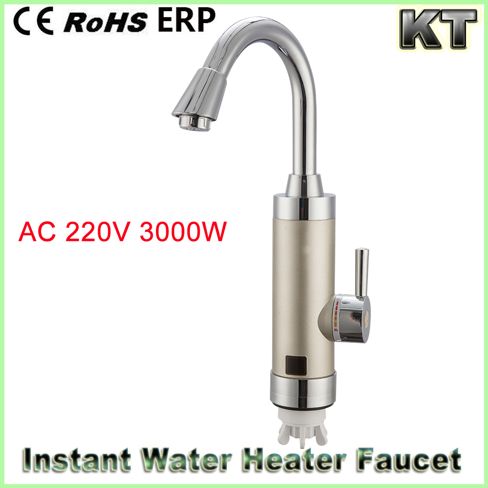110v electric instant hot water tap low power consumption water heater faucet