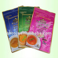 china suppliers packaging bag aluminum foil tea packaging bag for tea/coffee