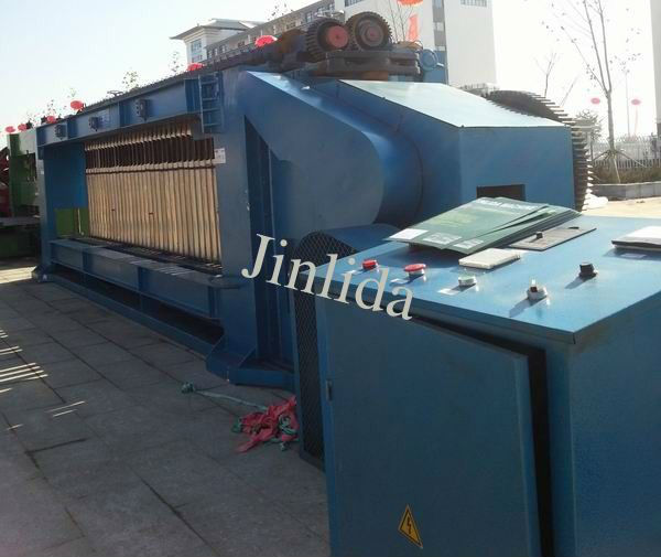 Automatic Wire Netting Galvanised PVC Coated Hexagonal Mesh Machine With Infrared ray safety protection system